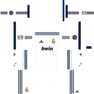 Real madrid home new kit